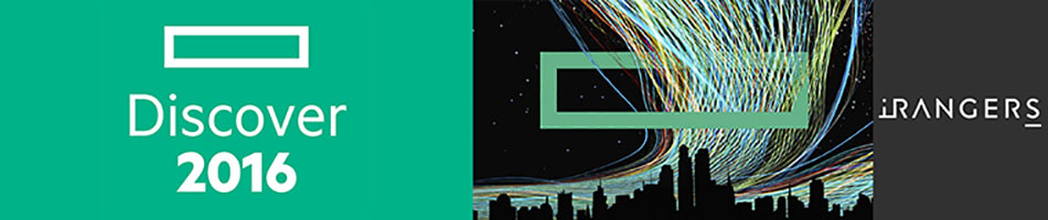 iR at HPE Discover 2016